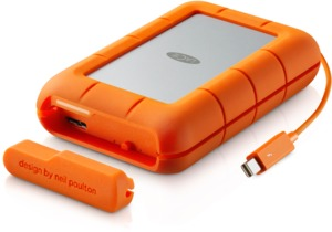 LaCie Rugged RAID 4 TB HDD