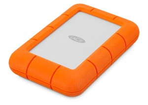 LaCie Rugged Mini HDD