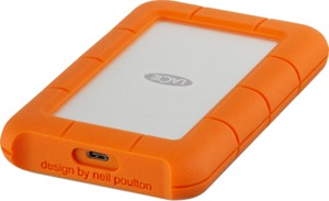 LaCie Rugged USB-C 1 TB HDD