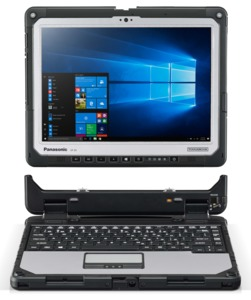 Panasonic CF-33 mk1 KBD Toughbook