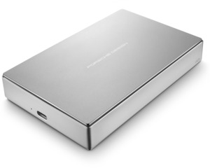 LaCie Porsche Design Mobile 4 TB HDD