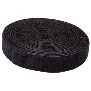 Velcro Cable Binder Roll 3048 mm Black