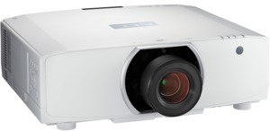 NEC PA Projector