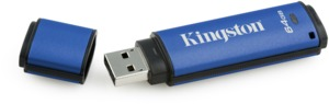 Kingston DT Vault Privacy USB Stick 64GB