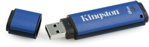 Kingston DT Vault Privacy 8 GB USB Stick