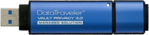Kingston DT Vault Privacy USB Stick 8GB