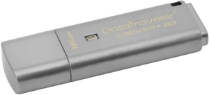 Kingston DT Locker+G3 USB Stick 16GB