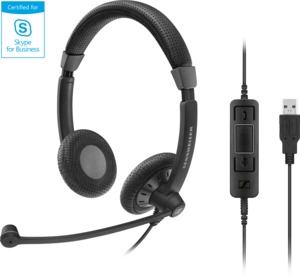 Sennheiser SC 75 USB MS Headset