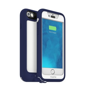 Mophie iPhone 6/6s + JuicePackWater Blue