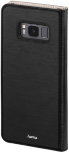 Hama Galaxy S8 Booklet Slim schwarz