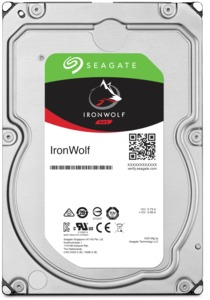 Seagate IronWolf NAS HDDs