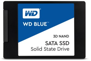 WD Blue 3D NAND 500 GB SSD