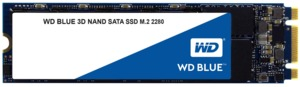 SSD 2 To WD Blue 3D NAND