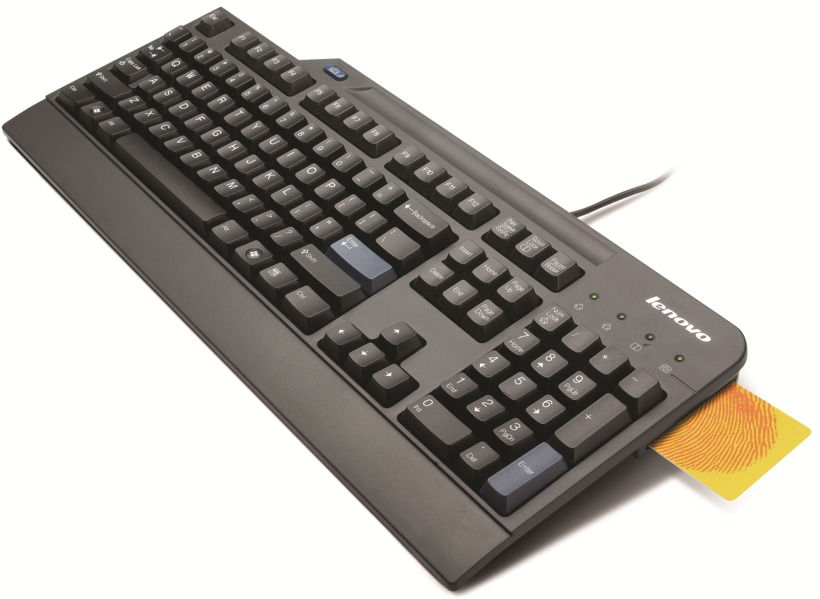 Buy Lenovo Usb Smartcard Keyboard 4x30e51034