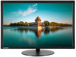 Lenovo ThinkVision T2254 Monitor Top
