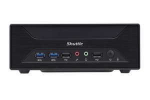 Shuttle XPC XH110G slim Barebone PC