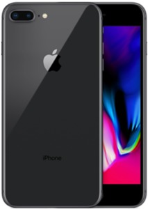 iPhone Apple 8 Plus 64 GB, gris espacial