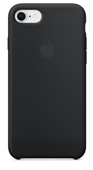 cover iphone 7 apple nero