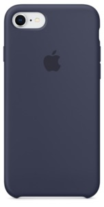Apple iPhone 7/8 Silicone Case Blue