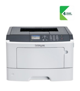 Lexmark MS417dn Printer + 4Y Warranty