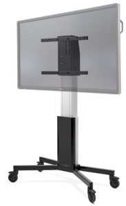 CTOUCH Wallom 2 Mobile Lift Black