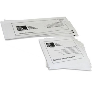 Zebra Cleaning Cards 5-pack