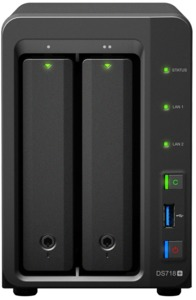 Synology DiskStation DS718+ 2-Bay NAS