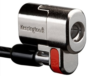 Kensington ClickSafe Lock + Dell Anchor