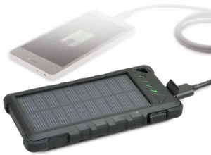 Port Solar Powerbank