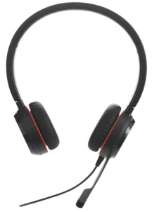 Jabra Evolve 20 SE MS Headset Duo