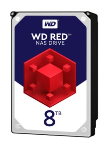 WD Red 8TB NAS HDD