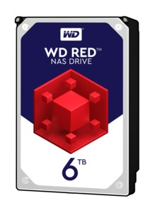 WD Red 6 TB NAS HDD