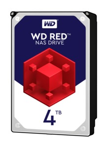 WD Red 4 TB NAS HDD