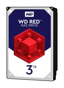 WD Disco duro NAS Red 3 TB