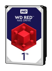 WD Disco duro NAS Red 1 TB