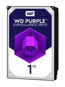 WD Purple 1 TB HDD