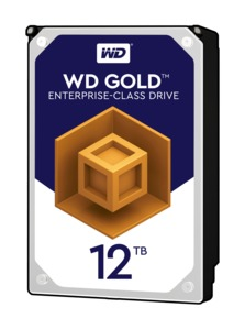 WD Gold 12 TB DataCenter HDD