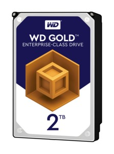 Disco duro DataCenter WD Gold 2 TB