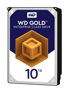 Disque dur 10 To WD Gold DataCenter