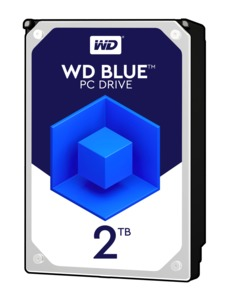 WD Blue HDDs