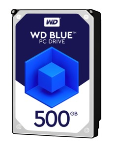 WD Blue 500 GB Hard Drive