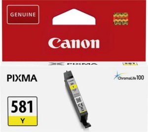 Canon CLI-581Y Ink Yellow