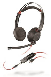 Plantronics Blackwire 5200 Headsets