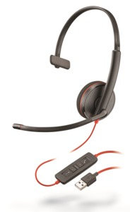 Plantronics Blackwire 3210 USB Headset