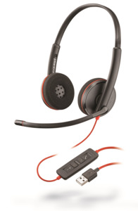 Headset USB Plantronics Blackwire 3220