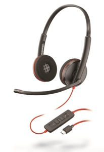 Headset USB-C Plantronics Blackwire 3220