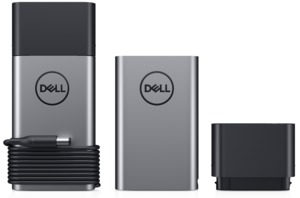 Dell Hybrid Adapter + Powerbank