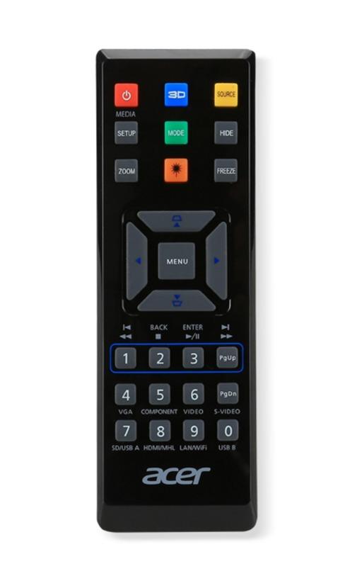 33008f4890f3 Acer univerzális projektor távirányító (MC.JK211.00G) vásárlása