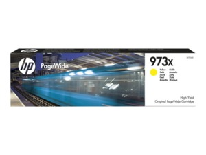 HP 973X Ink Yellow