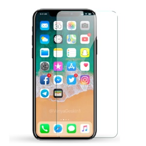 ARTICONA Glass Screen Prot. iPhone X/XS